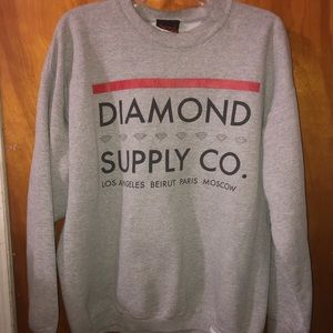 Vintage Diamond Supply Co. Crewneck Sweatshirt